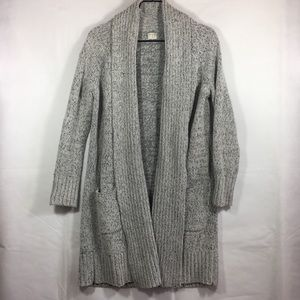 A New Day Chunky Tweed Cardigan